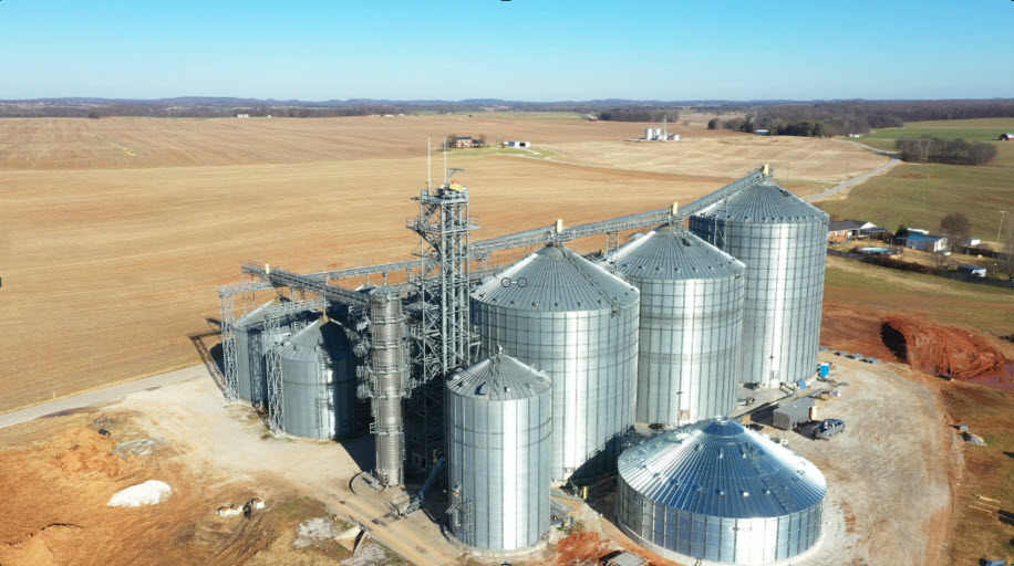 Grain Bin Erector in Hopkinsville KY