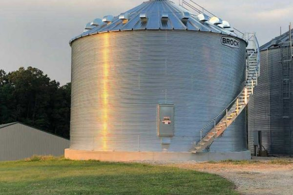 grain bin construction kentucky