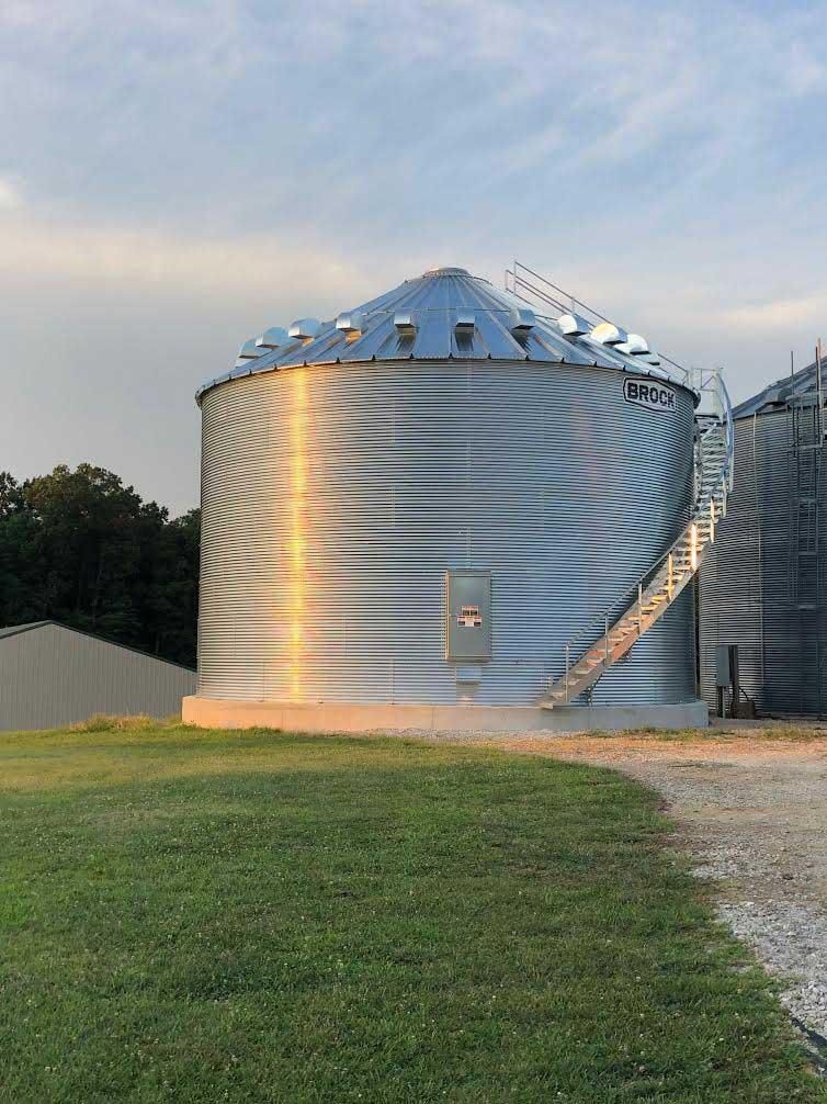 grain bin construction kentucky